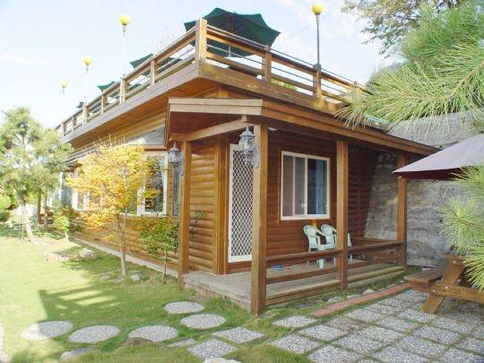 侑德園‧景觀兩人木屋