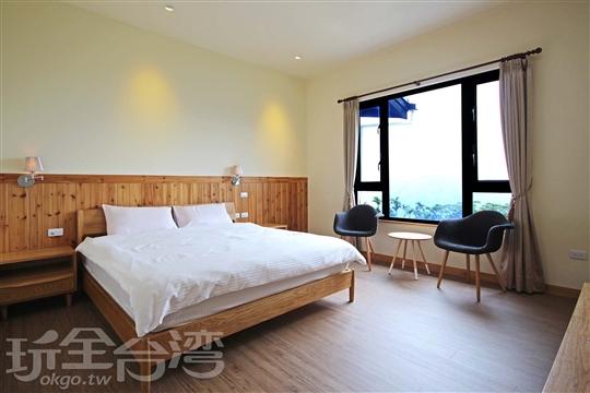 沐日.二人房|Sunlight Double Room