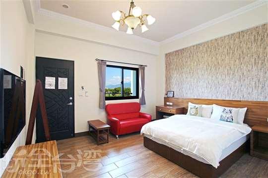 園景二人房/雙床房