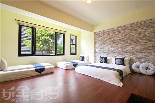 包棟8人起計價,可使用8個床位,每加1人多收$500元