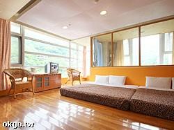 DB溫馨和室四人房
