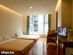 DC精緻和室四人房