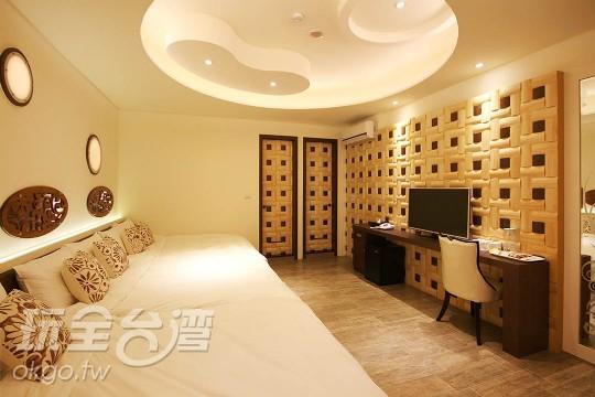 B2106 典雅溫馨六人房--雙淋浴間