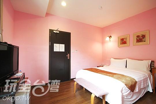 2人【標準二人房】 Standard Double Room