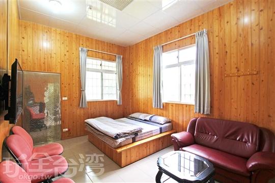 木屋-雙人套房