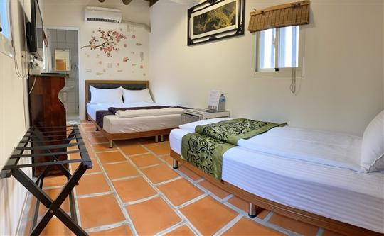 3人套房 163房