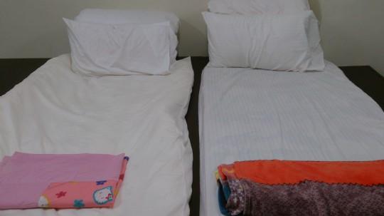 背包客床位房