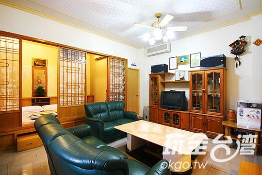 102 日式二人一房一客廳套房