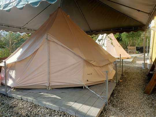 露營區第一帳4人