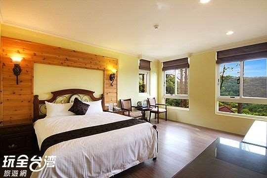 本館‧206景觀雙人房(房價包含早餐)