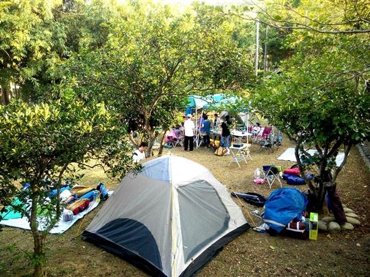 02.草地露營區