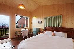 A棟 知星閣 - 獨棟小木屋 . 兩人套房