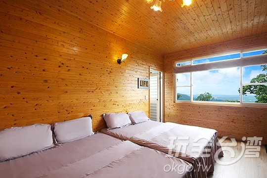 【名宿木屋】木屋樓下4人房