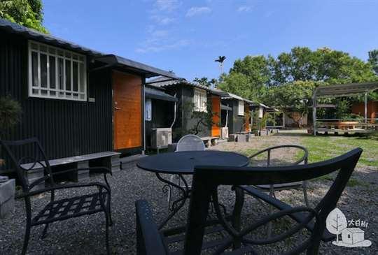D棟營區庭園小屋全包