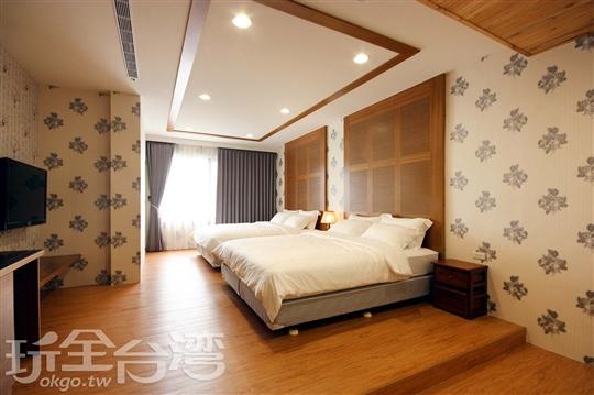 3.京都和風/雙床四人房