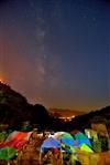 拉拉山巴陵仙境果園露營區