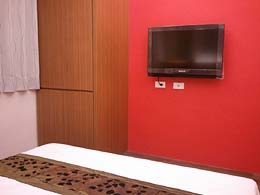 禾豐客房(紅)
