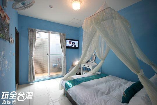 愛琴海雙人套房