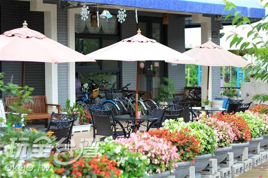集集山嵐Villa花園旅店