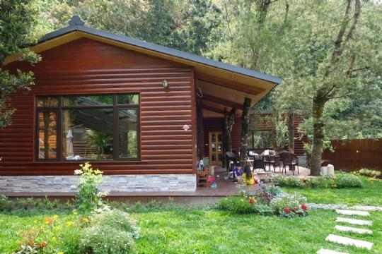 五葉松獨棟木屋