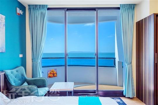 澎湖藍風天超海景渡假民宿