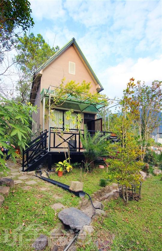 埔里.米豆家-療癒庭院