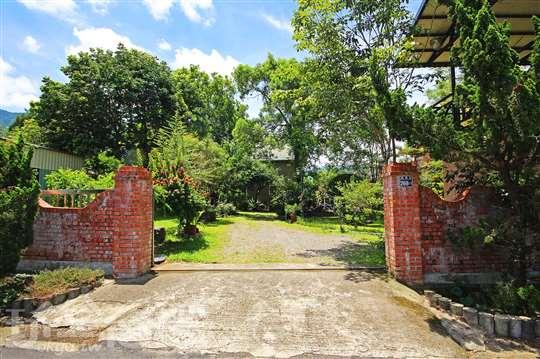 埔里米豆家-療癒庭院