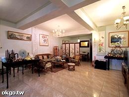 三芝藝術之家一樓客廳