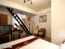 三芝藝術之家二樓雙人房