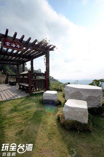 台南民宿‧雲頂景觀民宿