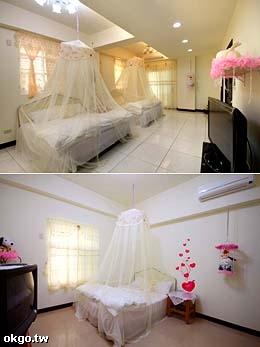 浪漫雙人套房
