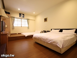 乾淨舒適的房間