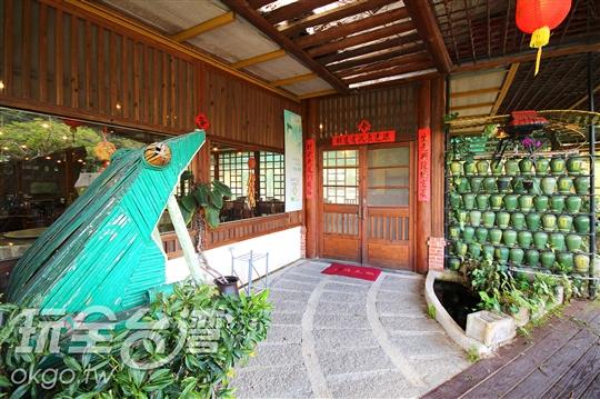 挑米農莊民宿