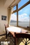 淡水藍色水岸海景旅店