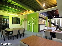 一樓咖啡廳
