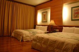 現代或中國風的客房供您選擇