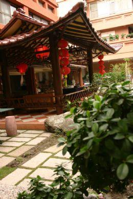 中國庭院的造景是當家人文涵養的流露