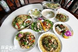 總統魚套餐[八菜一湯](A級套餐)3000元+送一盤青菜