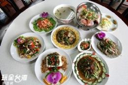 團體經濟合菜[邵族風味餐]2000元