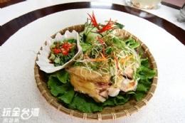 總統魚套餐[七菜一湯](B級套餐)2500元+送一盤青菜