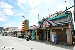 綠島釣魚人餐廳