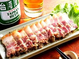 清蒸紹興鹹豬肉