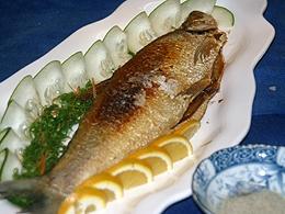 香煎總統魚