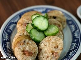 香菇糯米肥腸