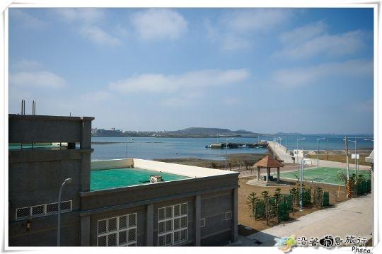 夏之旅民宿3樓海景~賞星星~看海景的好地方