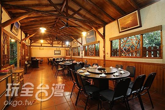 日月潭美食餐廳‧阿正師山林餐館