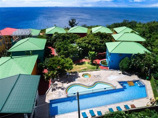 八村旅店villa館