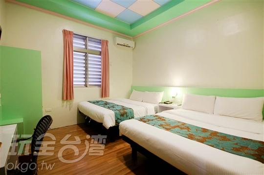 綠島旅島飯店