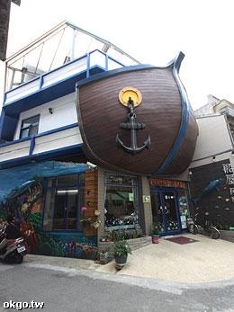 小琉球船屋民宿