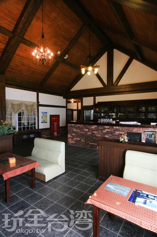 清境楓葉山莊景觀餐廳